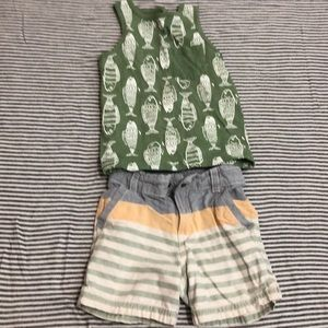 Osh Kosh Toddler Outfit 2T